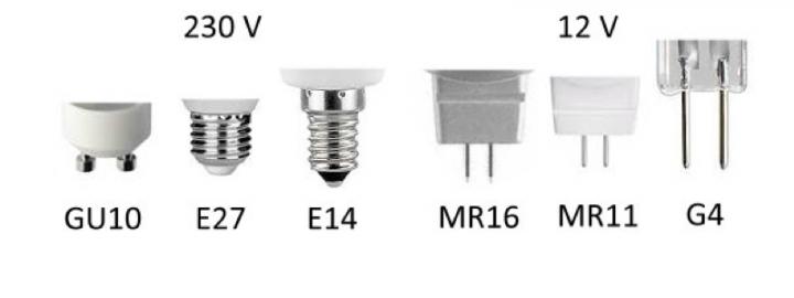 12 Volt Halogenstrahler durch LED Strahler ersetzen